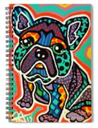 Eddie Spiral Notebook