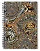 Eddies And Slips Spiral Notebook