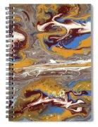 Eddies Spiral Notebook