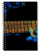 Totally Cosmic Fingers Spiral Notebook