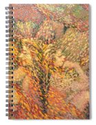 Eden  Spiral Notebook