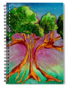 Eden's Tree Spiral Notebook