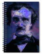 Edgar Allan Poe, Artsy 1 Spiral Notebook
