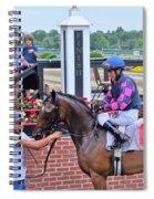 Edgar Prado - Sylphide Spiral Notebook
