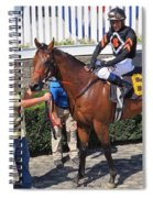 Edgar Prado - Waterhaven Spiral Notebook