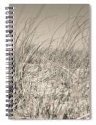 Edgartown Harbor Light Spiral Notebook