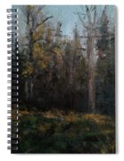 Edge Of The Woods #1 Spiral Notebook
