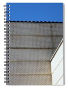 Edges Spiral Notebook