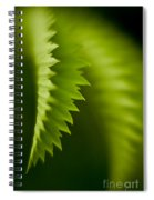 Edges Spiral Notebook