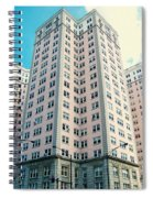 Edgewater Beach Hotel Spiral Notebook