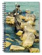 Edgewater Shores Spiral Notebook