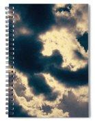 Edgewater Skies Spiral Notebook