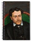 Edouard Blau Spiral Notebook