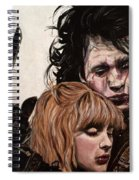 Edward And Kim Spiral Notebook