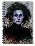 Edward Spiral Notebook