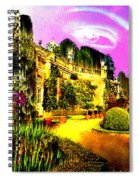 Eerie Estate Spiral Notebook