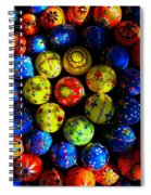Egg - Parade Spiral Notebook