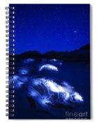 Egg Factory Bisti-de-na-zin Wilderness 1 Spiral Notebook