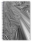 Egnirf Spiral Notebook