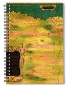Egypt Spiral Notebook