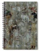 Egyptian Memories  Spiral Notebook