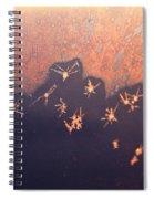 Eight Miles High Spiral Notebook