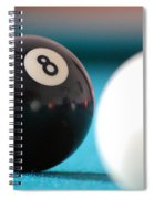 Eightball Spiral Notebook