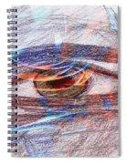 Ein Augenblick 17042 Spiral Notebook
