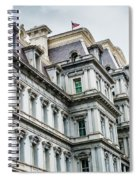 Eisenhower Building Spiral Notebook
