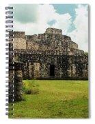 Ek Balam Oval Palace Spiral Notebook
