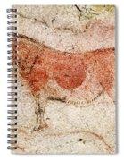 Ekain Cave Horse 2 Spiral Notebook