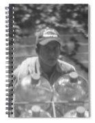 El Agua Spiral Notebook