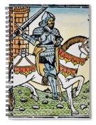 El Cid Campeador (1040?-1099) Spiral Notebook