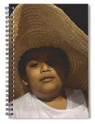 El Cipitio Spiral Notebook