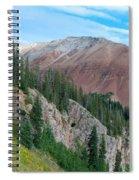 El Diente Peak Spiral Notebook