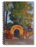 El Encanto Cave Creek Spiral Notebook