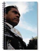 El Mariachi Spiral Notebook