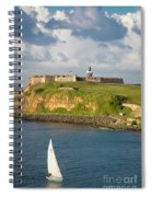 El Morro - San Juan Spiral Notebook