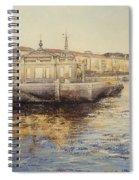 El Palacete-santander Spiral Notebook