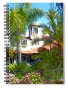 El Presidio Spiral Notebook