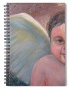 El Querubin Spiral Notebook