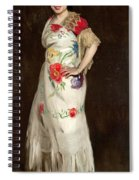 El Tango Spiral Notebook