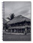 El Tunco Iv Spiral Notebook
