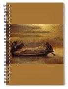 Elaine John Atkinson Grimshaw Spiral Notebook