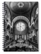 Eldridge Street Synagogue Spiral Notebook