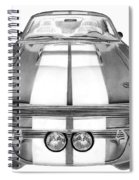 Eleanor Inverted Spiral Notebook