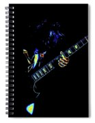 Electric Angus Spiral Notebook
