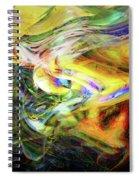 Electric Fluids Spiral Notebook