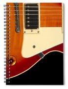 Electric Guitar 4 Spiral Notebook