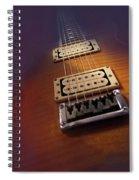 Electric Guitar  Spiral Notebook
